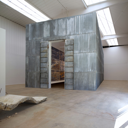 Anselm Kiefer 2013 installation views